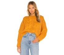 Paola Cable Pullover
