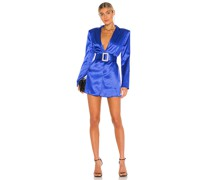 Carmen Indgo Blazer Kleid