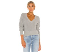 BLACK Cozy Cotton Pullover