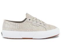 2750 Synthetic Crocodile Sneaker