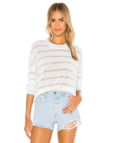 Charter Looseknit Pullover