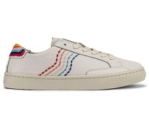 Retro Stripe Sneaker