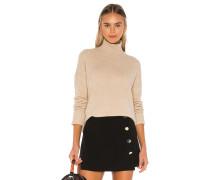 Feliz Rollkragenpullover Oversized Pullover