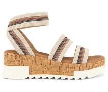 Bandi Flatform Sandale