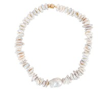 Katharos Pearl Halsband Halskette