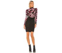 Phoenix Krawatte Dye Kleid