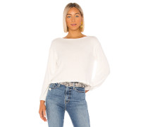 Alessandra Pullover Ribbed Top