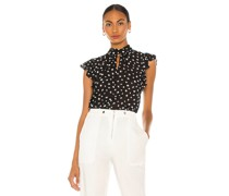 Fara Dot Burnout Top