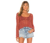 Gigi Crochet Pullover