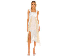 Sleeveless Daffodil Kleid
