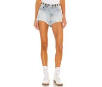 Studded Bonita High Waist Jeansshort