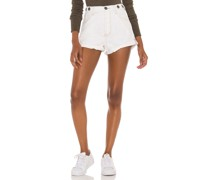 Studded Bandits High Waist Short