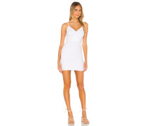 Cocktail Surplice Cami Kleid