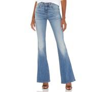 Beverly High Rise Skinny Flare Jean
