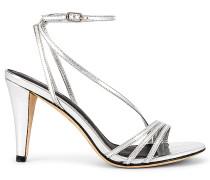 Westerlund Mirror Heeled Sandale