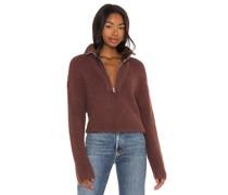 Lesley Half Zip Pullover