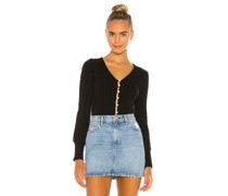 Evelyn Pullover Cardigan Top