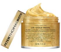 24K Gold Maske