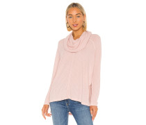 Jack By  House Of Waffles Cowl Neck Top