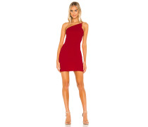 Cocktail One-Shoulder-Kleid