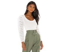 Crimp Cotton Pullover Pullover