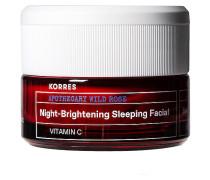 Wild Rose Night-Brightening Sleeping Facial