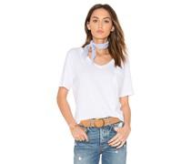 Light Weight Jersey V-Ausschnitt Pocket Tshirt