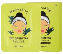 I'm Green Tea Gel Eye Maske 5 Pack
