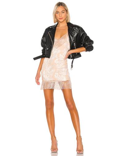 Janisa Embellished Minikleid