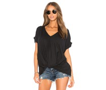 Feather Weight Jersey Knot Tshirt