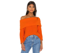 Bonnie Off The Shoulder Pullover Pullover