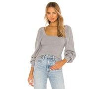 Kimberly Square Neck Pullover