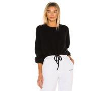 Corvina Blouson Crop Pullover