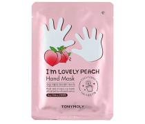 I'm Lovely Peach Hand Maske