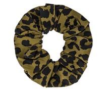 Leopard-Haargummi