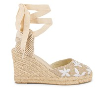 Floral Classic Wedge
