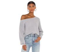 x REVOLVE Winifred Wide Neck Pullover