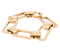 Rectangle Link Armband