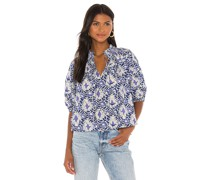 Willow Printed Bluse