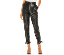 Ivette Leather Hose