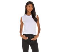 Classic Jersey Sleeveless Muscle Tshirt