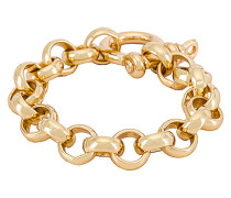 Rolling In Chain Armband