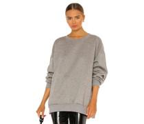 Loopwheel Oversized Sweatshirt