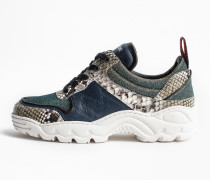 Sneakers Blaze Lurex