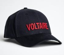 Schirmmütze Klelia Voltaire