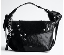 Handtasche Le Cecilia Patchwork Studs