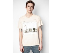 T-shirt Ted Life Photoprint