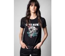 T-shirt Walk Skull