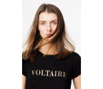 T-shirt Skinny Voltaire