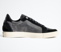 Sneakers Zv1747 Board Sparkle Suede